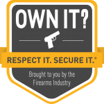 gun safety badge